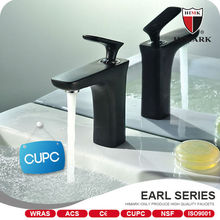 Modern black american standard sanitary ware faucet