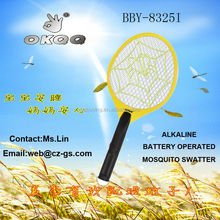BBY-8325 electric mosquito killer bat battery bug zapper