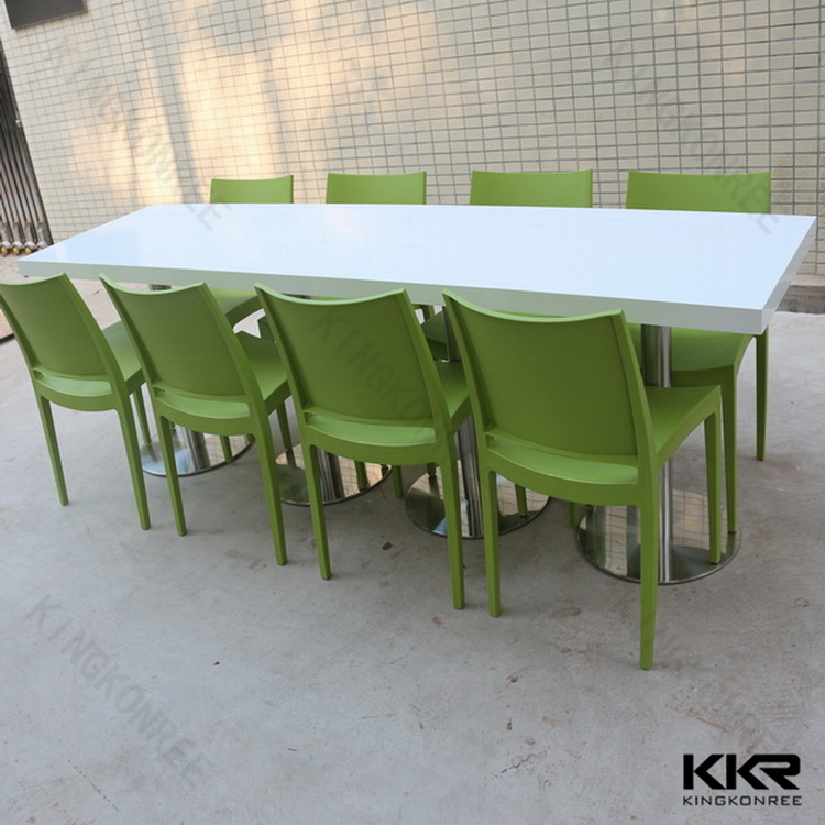 Dining Table Set Square Dining Table Set With 8 Chairs Restaurant