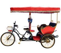ancient ways three wheel passenger electric pedicab rickshaw
