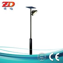 3m High lumen LED Solar garden light