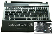 Black US For Samsung RF510 RF511 Keyboard With Palmrest&Touchpad - BA81-10928A