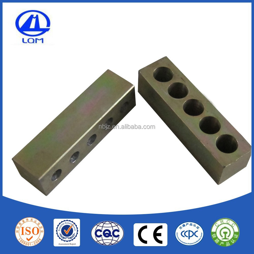 Post Tension Wedge Plate : Wedge plate of post tensioning system export to all over