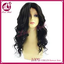 Loose Wave/Loose Curl 100% Remy/Virgin Brazilian Human Hair Full Lace Wigs