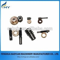 all kinds of worm gear box and worm gear