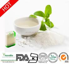 2015 GMP certified manufacturer Stevia, Oganic Stevia Extract powder, stevia sweetener
