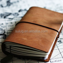 leather book cover, leather notebook