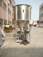 High speed mixer for rubber products plastic color mixer