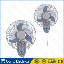 New popular style 12v solar rechargeable wall mounted fan small/wall mounted exhaust fan/wall mount fans with adaptor
