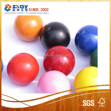 Home Decration Colorful Loose Wooden Balls, Wooden Beads
