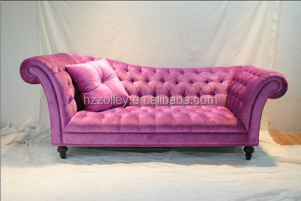 American Vintage Style Upholstered Club Sofa Chair/wing Back Sofa ...