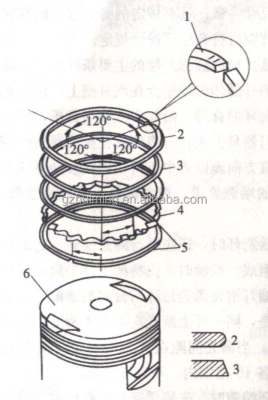 G Npr Piston Rings