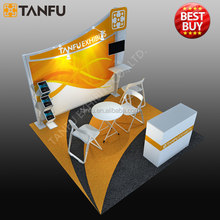 TANFU Quick Install 10x10 Trade Show Display Booth