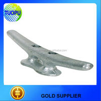 Made In China Stainless Steel Marine Hardware Yacht Cleat / Boat Cleat,316 Stainless Steel Hollow Base Marine Boat Cleat
