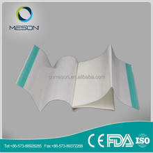 free sample PE fabric surgical film drape