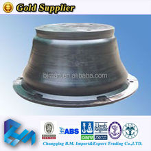 Ship Cone D type and G Rubber Fender Can Be Customized