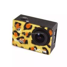 Original SJCAM SJ4000 Full HD 1080p Leopard color wifi dirt bike cameras
