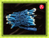 hot sell LED rubber cable string light waterproof christmas light