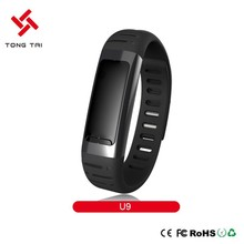 Hot fashion LED Display Alert Alarm Anti-lost Vibrating Bluetooth Bracelet