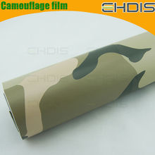 personalize your car camouflage decoration with air drain