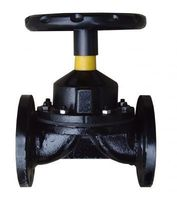 Teflon and Rubber Lined Diaphragm Valve