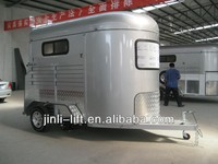 horse trailer horse float straight load for 2 horse