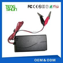 rechargeable 6v 12v 24v 220v car battery lead acid charger