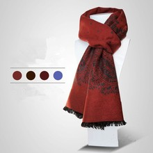 The new women 100 % silk brushed exquisite scarf