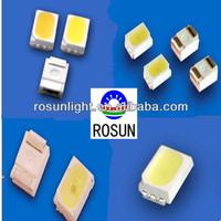 0.06w Daylight white SMD LED 3020
