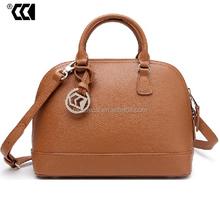 Hongkong CC brand Pure leather shoulder bag