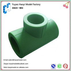 China custom abs product,best quality threaded plastic pipe fitting