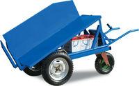 Electro Three Wheel Motorcycle Power Driven Vehicle Kiln Unloading Vehicle