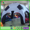 black and white Inflatable Air Dome Tent Structure
