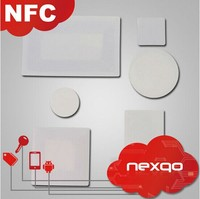 Programmable rfid nfc tag / label / sticker