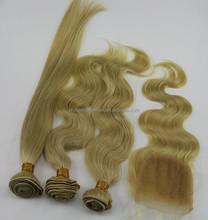 Russian slavic virgin remy human hair purple weave hair set