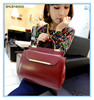 new spring 2014 European and American fashion elegant outermost layer skin lady bag handbag wholesale