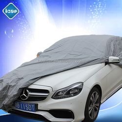 heat resistant insulation aluminium foil car cover
