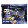 de alta calidad de los niños con juguetes dulces pistola de bala blanda de juguete