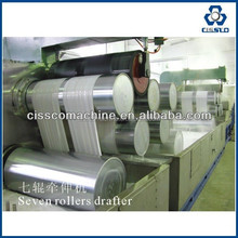 PET BOTTLES RECYCLE POLYESTER FIBER PRODUCTION LINE, PET STAPLE FIBER PRODUCTION LINE, POLYESTER STAPLE FIBER PRODUCTION LINE