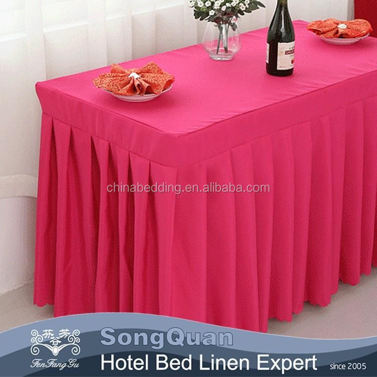 Cloth Table Skirt 52