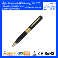 New Products High Qaulity 1080P Full HD Hidden Pen Camera with Remote Night Vision