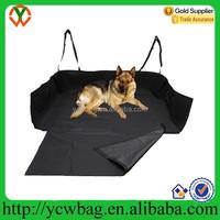 Waterproof bed floor mat pet car seat cover for hot sale
