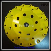 Diamond Grinding Wheels for Concrete Resin Epoxy polishing Purpose