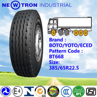 trailer tyre china manufacturer off road 22.5 truck bus tire