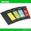Nexestek teléfono celular protector de pantalla protector de pantalla para el teléfono móvil