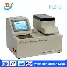 HZ-1 China Electric Transformer Oil Acid Value Tester