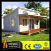 Prefabricated One Bedroom with Bathroom/Luxry Prefab Houses Easy Assemble
