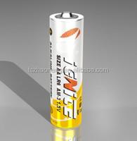 1.5v AA size dry battery
