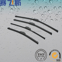Auto accessory heated windshield wipers blade