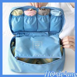 Hogift travel pouch underwear bra finishing dust bag portable multi-purpose wash bag bra storage bag MHo-165